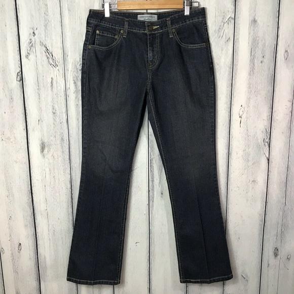 Levi's Denim - Levi Strauss Signature Blue Jeans Boot Cut Stretch